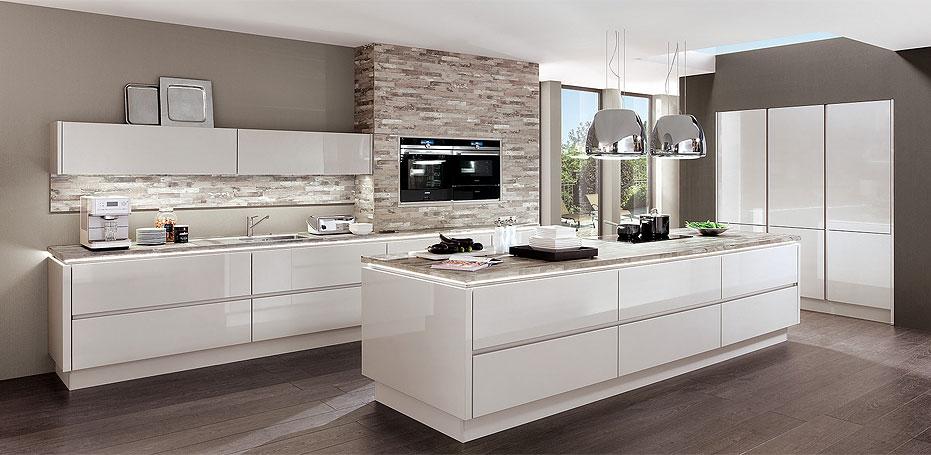 Schöne Küchen gibt's bei uns!