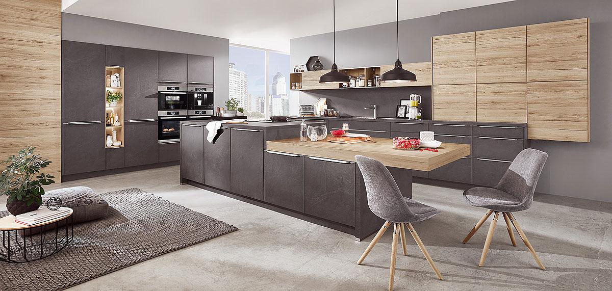Klassisch-moderne Küchen - M1 Küchenloft, 53783 Eitorf
